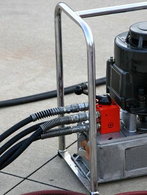 Hydraulic Suction Hose