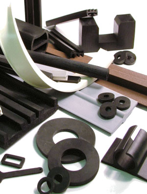 Rubber Extrusions Image