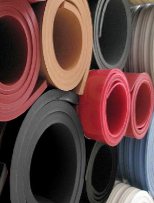 Rubber Sheets Image