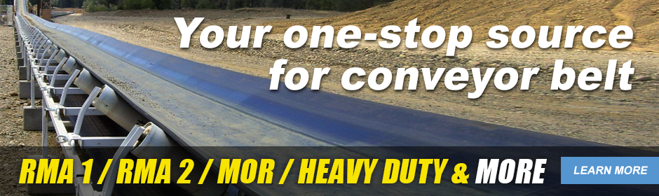 Click here to be directed to your one-stop source for Industrial Conveyor Belts!
